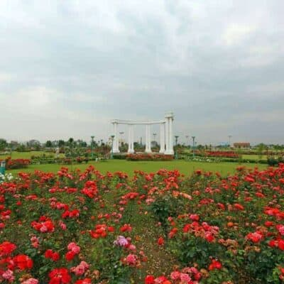 Road # 03 Plot Is Available For Sale Bahria Paradise – Precinct 61