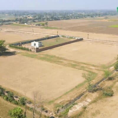 8 Kanal Farmhouse Land Corner For Sale In Bedian Road