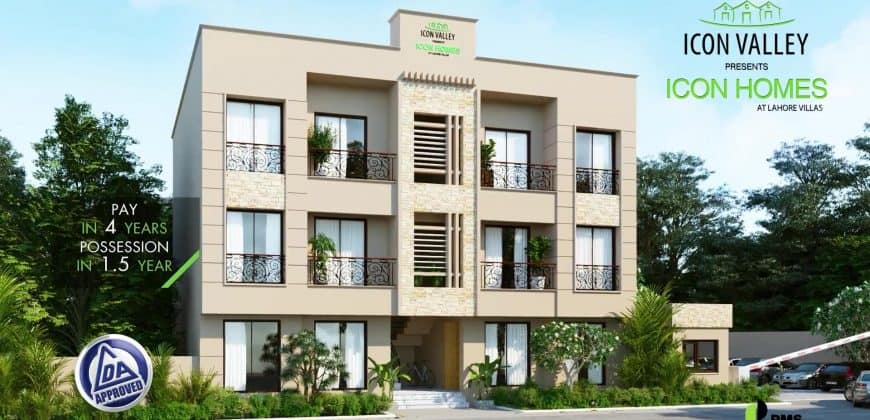 Icon Homes 2 Bed Contemporary Apartments 4 Years Payment Plan