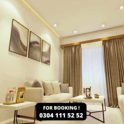 5 Marla House Under Constructed on Installments For Sale Lahore
