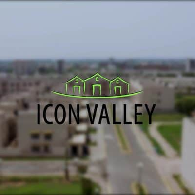 Icon Homes at Lahore 1st Floor Flat Available For Sale