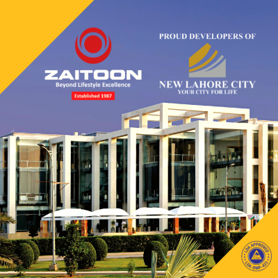 Zatioon- New Lahore City Housing Society, Canal Bank Road Lahore