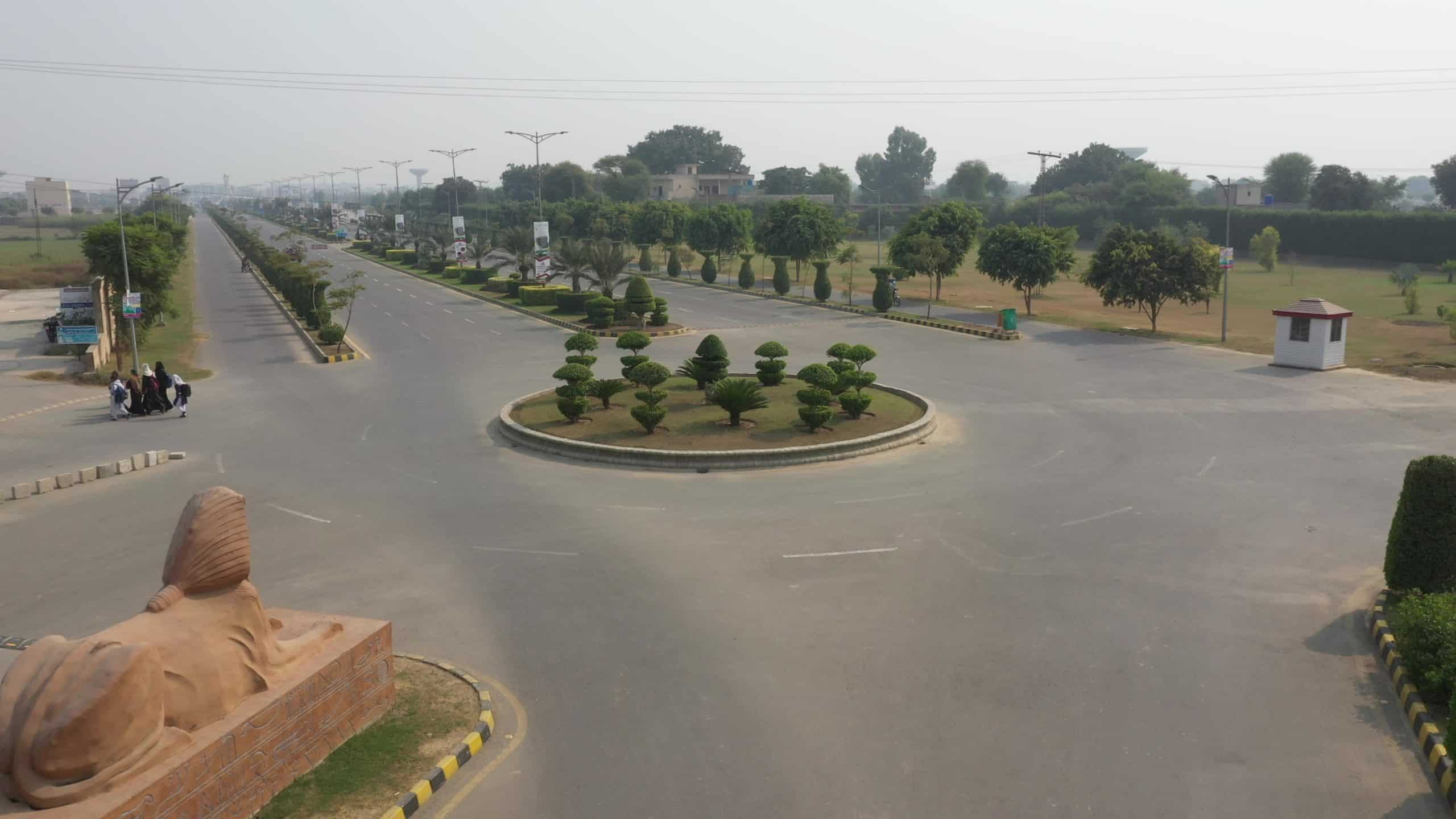 Zaitoon City Housing, Main Canal Bank Road Lahore, LDA Approved