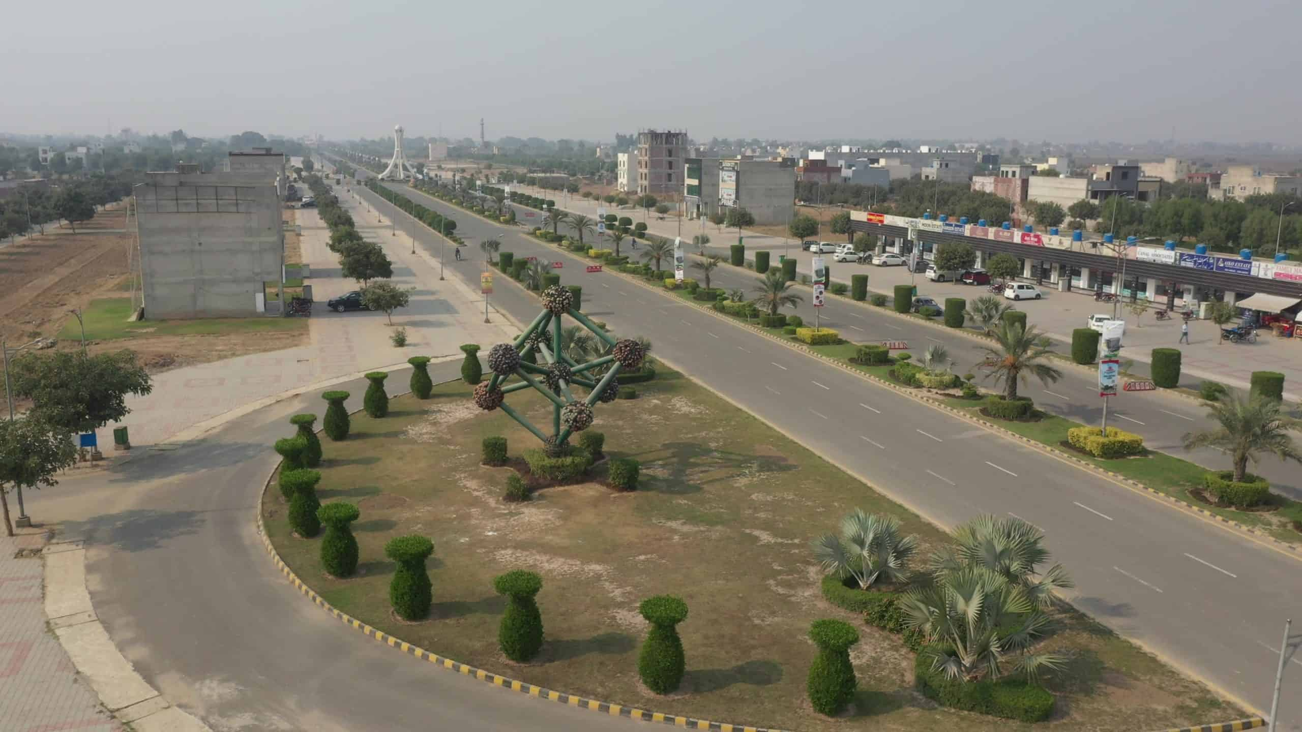 Prime Location 10 Marla Plot For Sale In Premier Enclave -Lahore