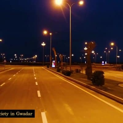 Business Location Commercial Plot For Sale In Pak china Enclave