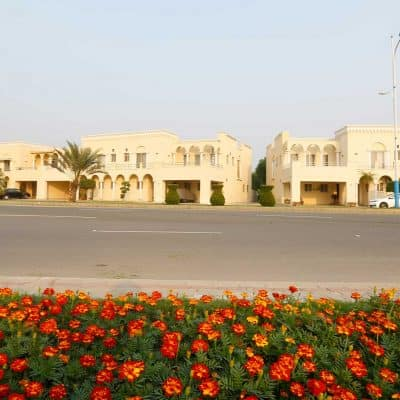 5 Marla Residential Plot Up For Sale Tulip Extension Bahria Town