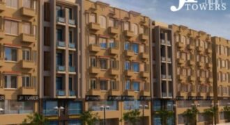 2 Bed Apartment on 2nd Floor for Sale JP Towers Bahria Lahore