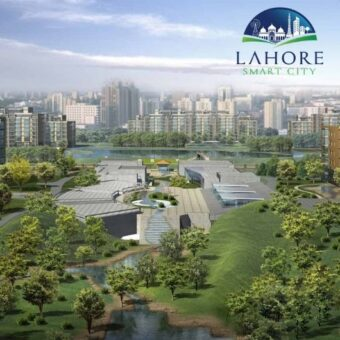 Lahore Smart City | Smart way to live today