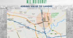 Lahore Smart City   Smart way to live today