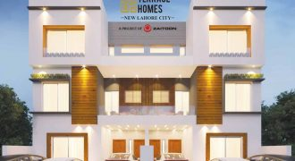 Upper Portion Is Available For Sale in New Lahore City