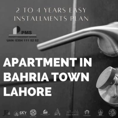 Studio Apartment on 2nd Floor for Sale JP Towers Bahria Lahore