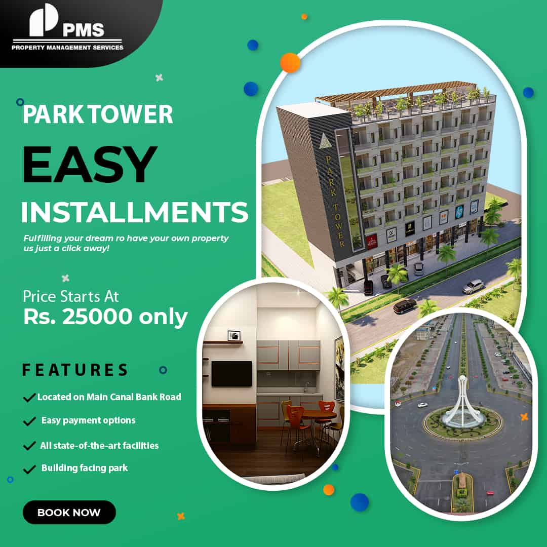 Lowest Installments – Prime Location
