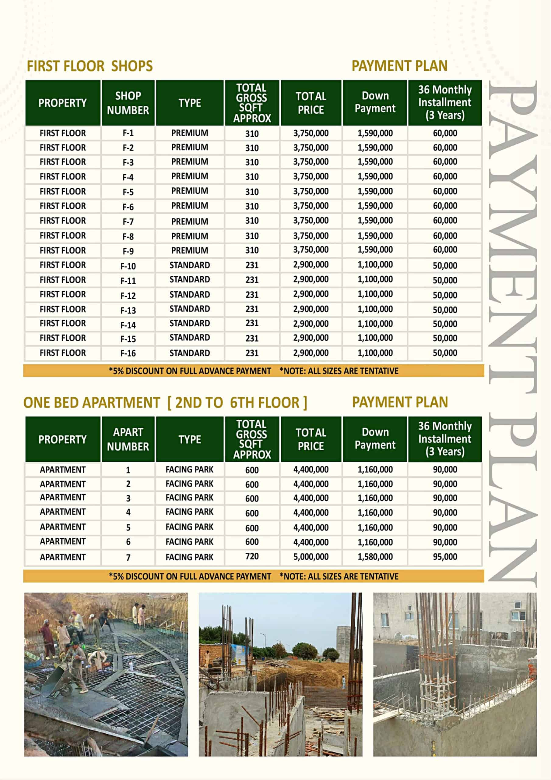Park Tower New Lahore City