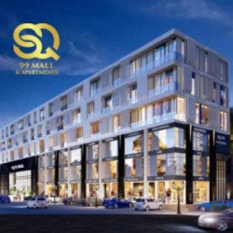SQ99 Mall & Apartments, Bahria Town Lahore