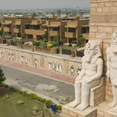 5 Marla Plot No 4 For Sale In Bahria Town Lahore Jinnah Extension
